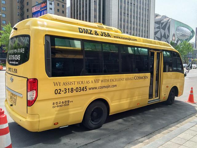 DMZ & JSA bus.