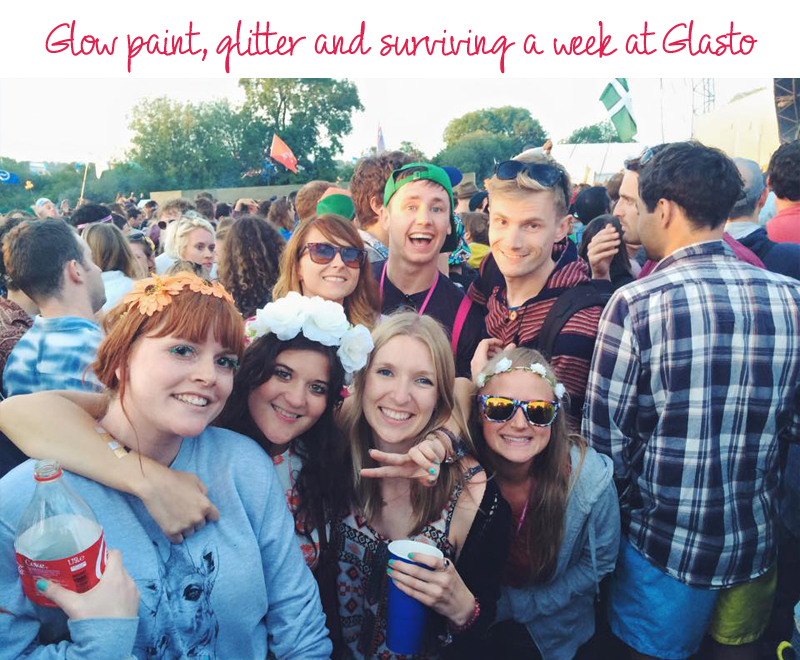 glasto 15 with barbour