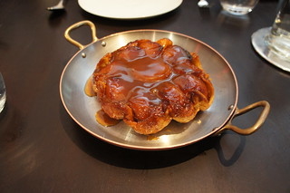 Pink Lady Apple Tarte Tatin for Two
