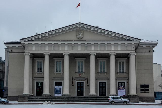 Ayuntamiento de la capital de Lituania