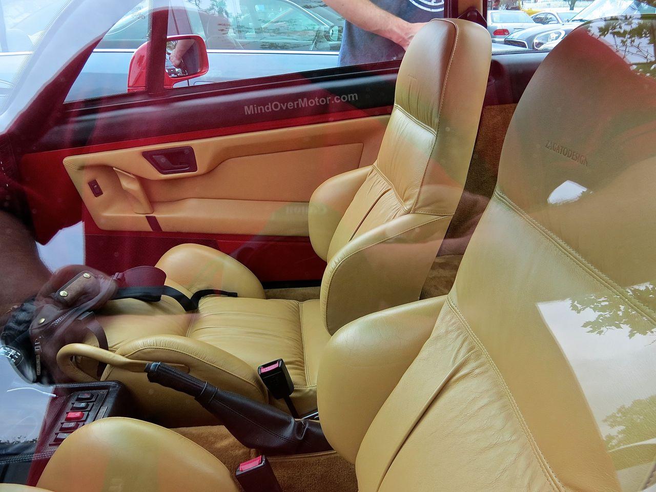Alfa Romeo SZ Greenwich 2