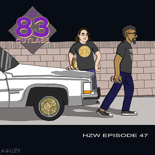Episode 47 83 Cutlass | by Mike Riley