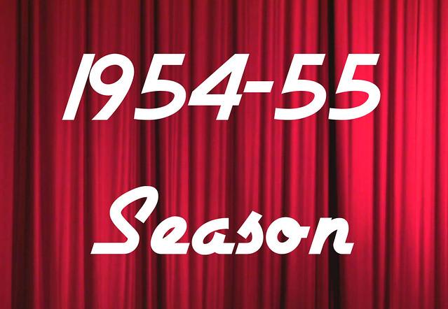 1954-55 Season