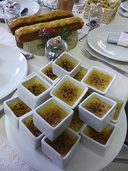 cremes brulées de foie gras