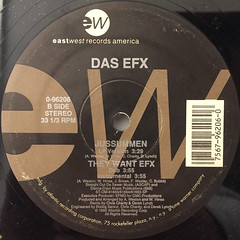 DAS EFX:THEY WANT EFX(LABEL SIDE-B)