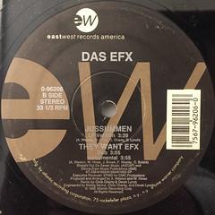 DAS EFX:THEY WANT EFX(LABEL SIDE-B)
