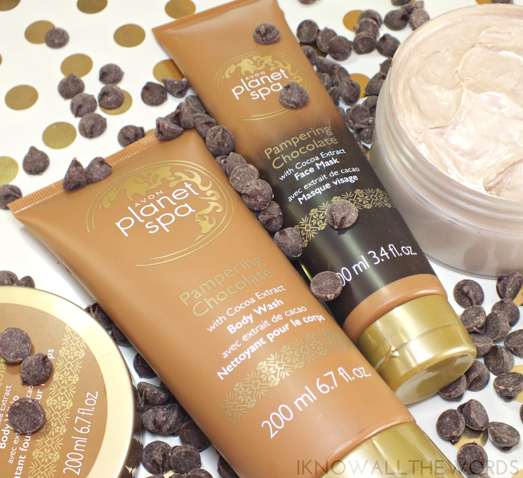 avon planet spa pampering chocolate (3)