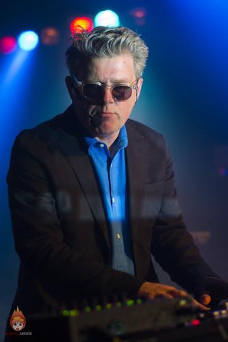 Tom Bailey Live at The Tivoli (©2015 Karen Woodham - Blazing Minds)