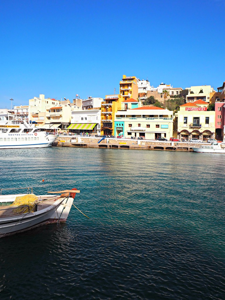 Agios Nikolaos Crete Greece 12