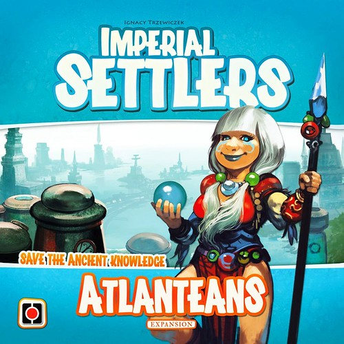 039  - Imperial Settlers Atlanteans expansion