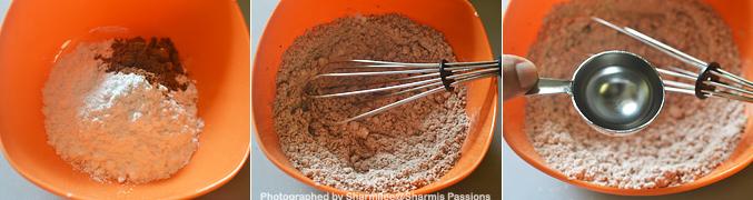 How to make Chocolate Glaze Recipe - Step1