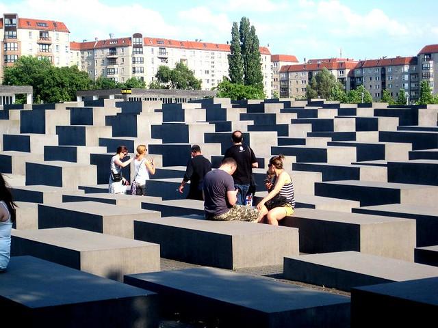 Monumento Judíos Berlín