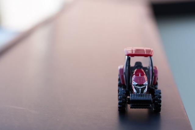 トミカ ヤンマー トラクター YT5113