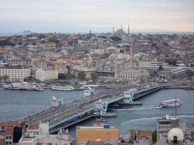 加拉達塔遠眺伊斯坦堡-6