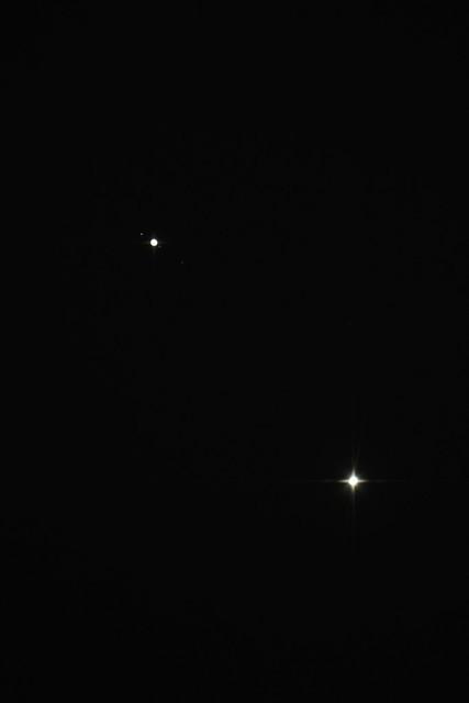 Jupiter-Venus
