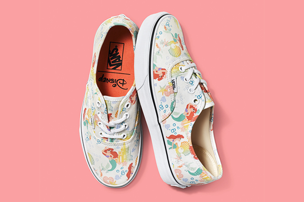 The Disney Princess by Vans Collection