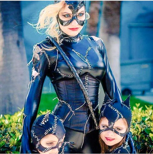 San Diego Comic-Con 2015 Cosplay - Catwoman