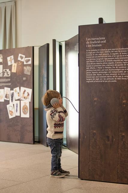 Exposició: Per bruixa i metzinera