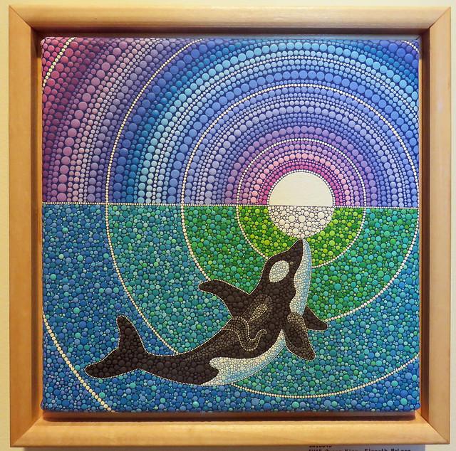 Orca's Kiss by Elspeth McLean