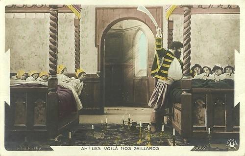 Le petit poucet (Pathé frères 1905).