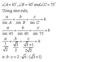 RD-Sharma-Class-11-Solutions-Chapter-10-sine-and-cosine-formulae-and-their-applications-Ex-10.1-q1