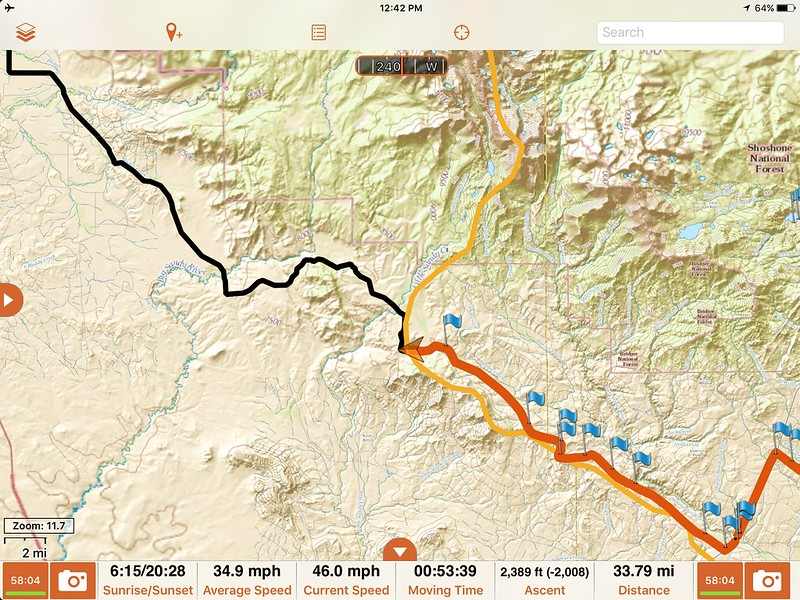 Hema Maps Continental Divide Expedition - North America 2016