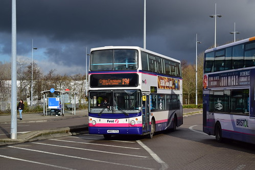 First West of England 32283/WR03YZS | Route 19A | Cribbs Causeway