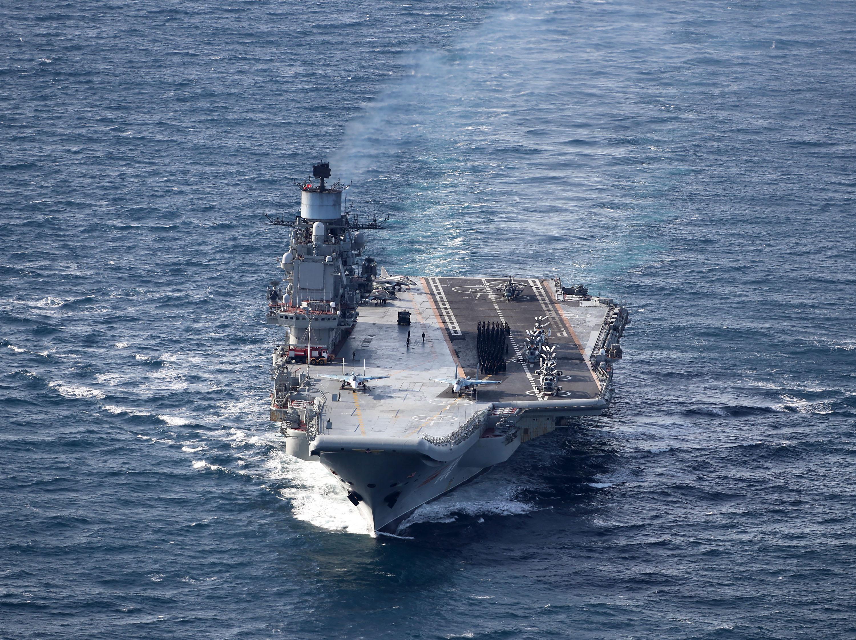 этом сохранил российский авианосец адмирал кузнецов фото солнечной