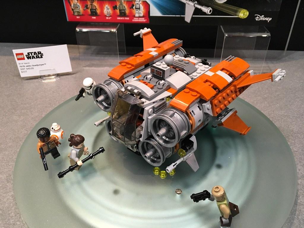 Brickfinder - LEGO Star Wars New York Toy Fair 2017: Full ...