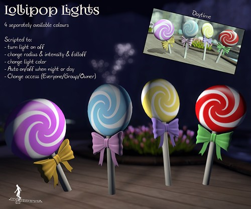 Lolipop Lights