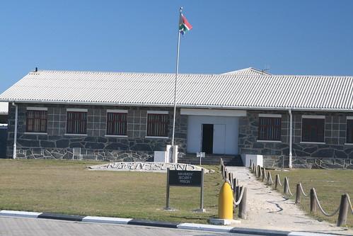 Maximum Security Prison, Robben Island