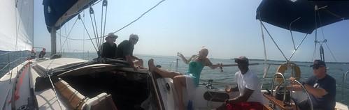 Sailing - June 2015