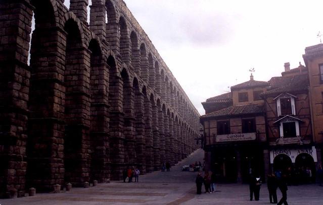 que ver en Segovia en un dia