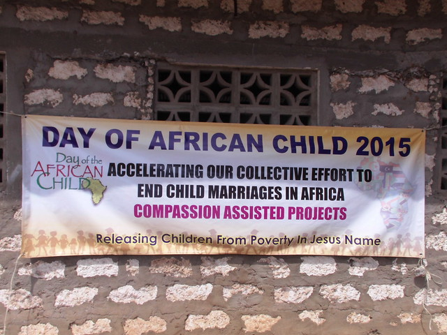 Day of the African Child 16/06/15