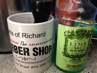 Lime Sec Barbershop Fragrance