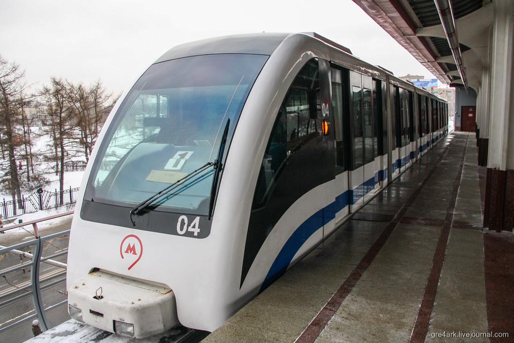 Трамвайное будущее монорельса