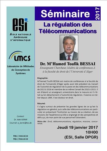 Affiche_Seminaire_Dr BESSAI_Toufik_Last