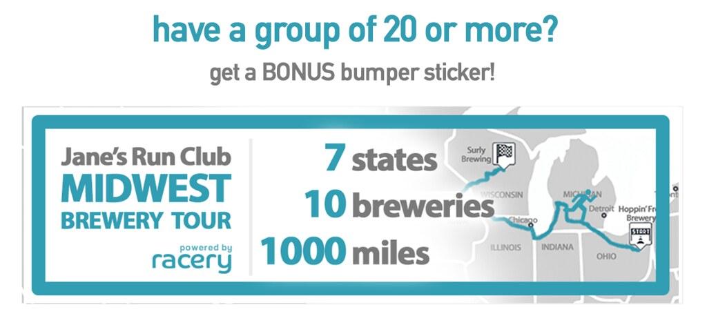 Bonus Bumper Sticker