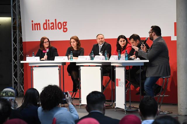 """Dialogkonferenz """"Muslime in Deutschland - Wege zu gerechter Teilhabe"""" am 25.01.2017"""