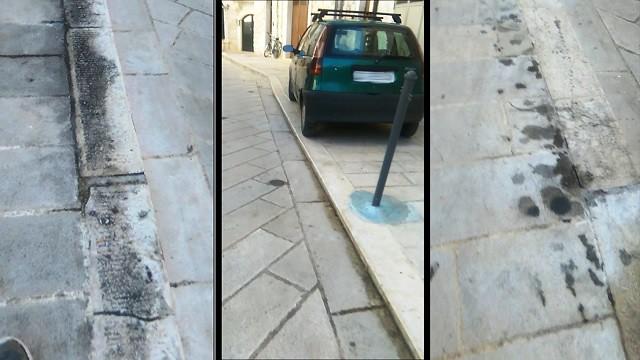 Noicattaro. Problemi centro storico intero2