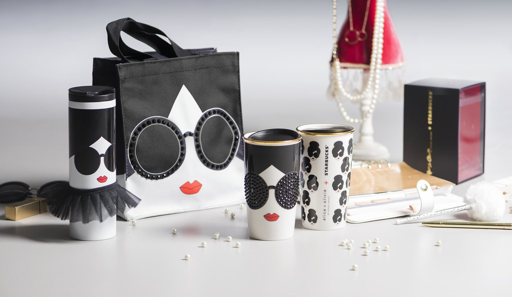 alice + olivia + Starbucks® collection_1