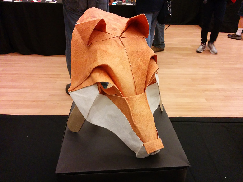 Fox mask chad killeen oh man i need to reverse engineer flickr fox mask chad killeen by orangex3 jeuxipadfo Image collections
