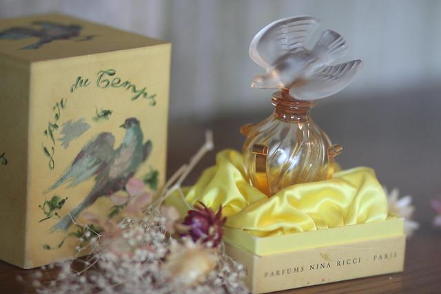 Old Parfum of  NINA RICCI