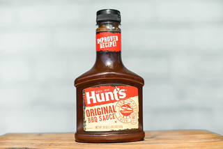 Sauced: Hunt's Original BBQ Sauce