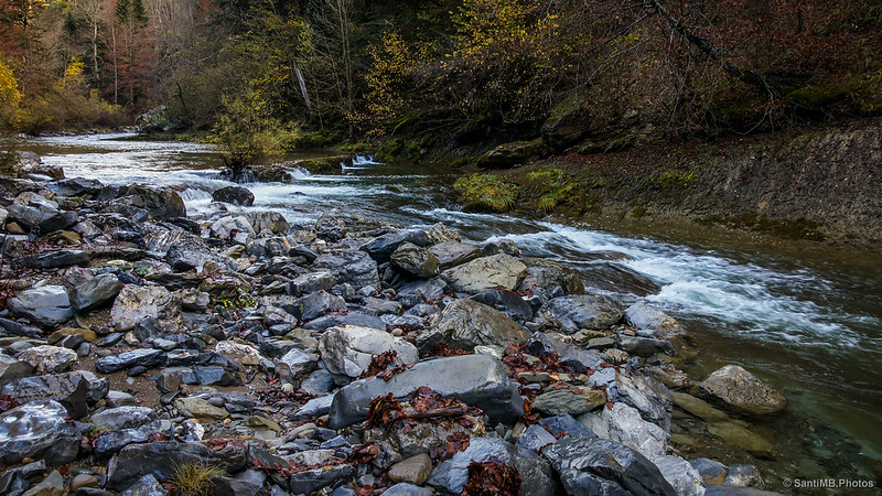 El río Irati.