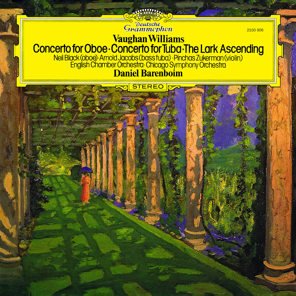Ralph Vaughan-Williams - Oboe Concerto