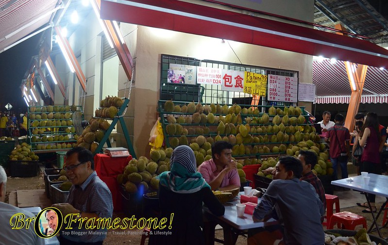 Hantu Durian SS2 Petaling Jaya