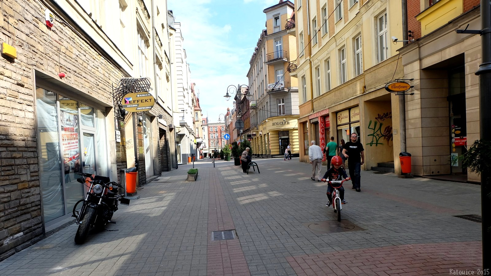 Staromejska, Katowice, Polska