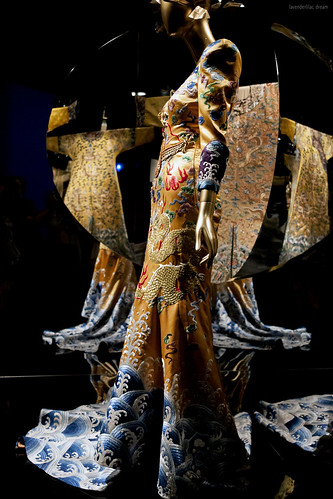 MET Museum, China: Through the Looking Glass, New York, Vogue