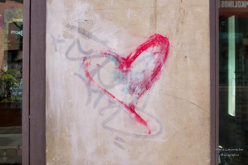 Grafittiherz